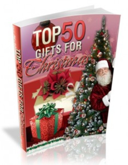 Product picture Top 50 Christmas Gifts